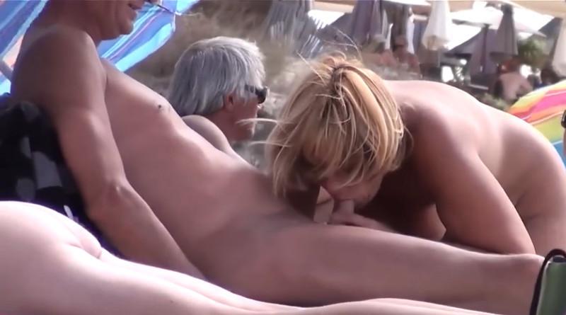 Pompino in Spiaggia